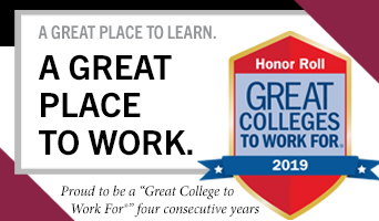 NFC 2019 Great Colleges to Work For Honor Roll