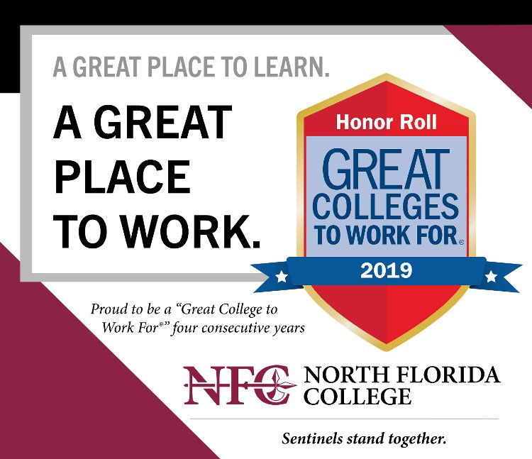 NFC 2019 Great College to Work For