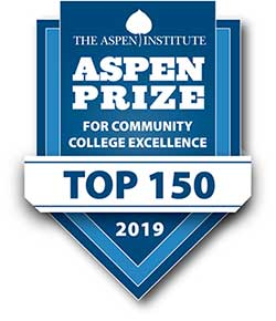 Image of 2019 Top 150 Community College Aspen Prize logo