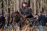 Jay Welch at Battle of Olustee Reenactment 2015