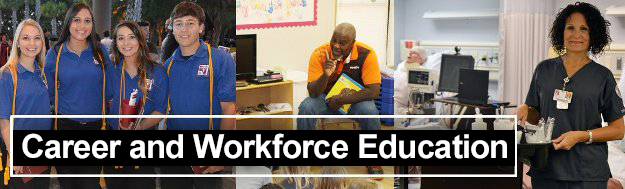 Visit the Career and Workforce Education Center Page