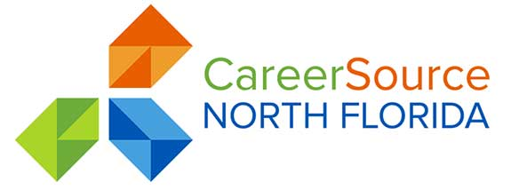 Logo for CareerSource North Florida
