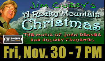Jim Curry's A Rocky Mountain Christmas