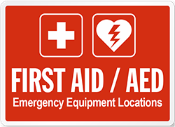 First Aid AED Campus Locations Icon