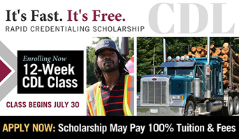 CDL Summer 2021 Rapid Credentialing Scholarships