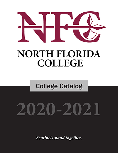 NFC College Catalog 2020-2021 Cover Image