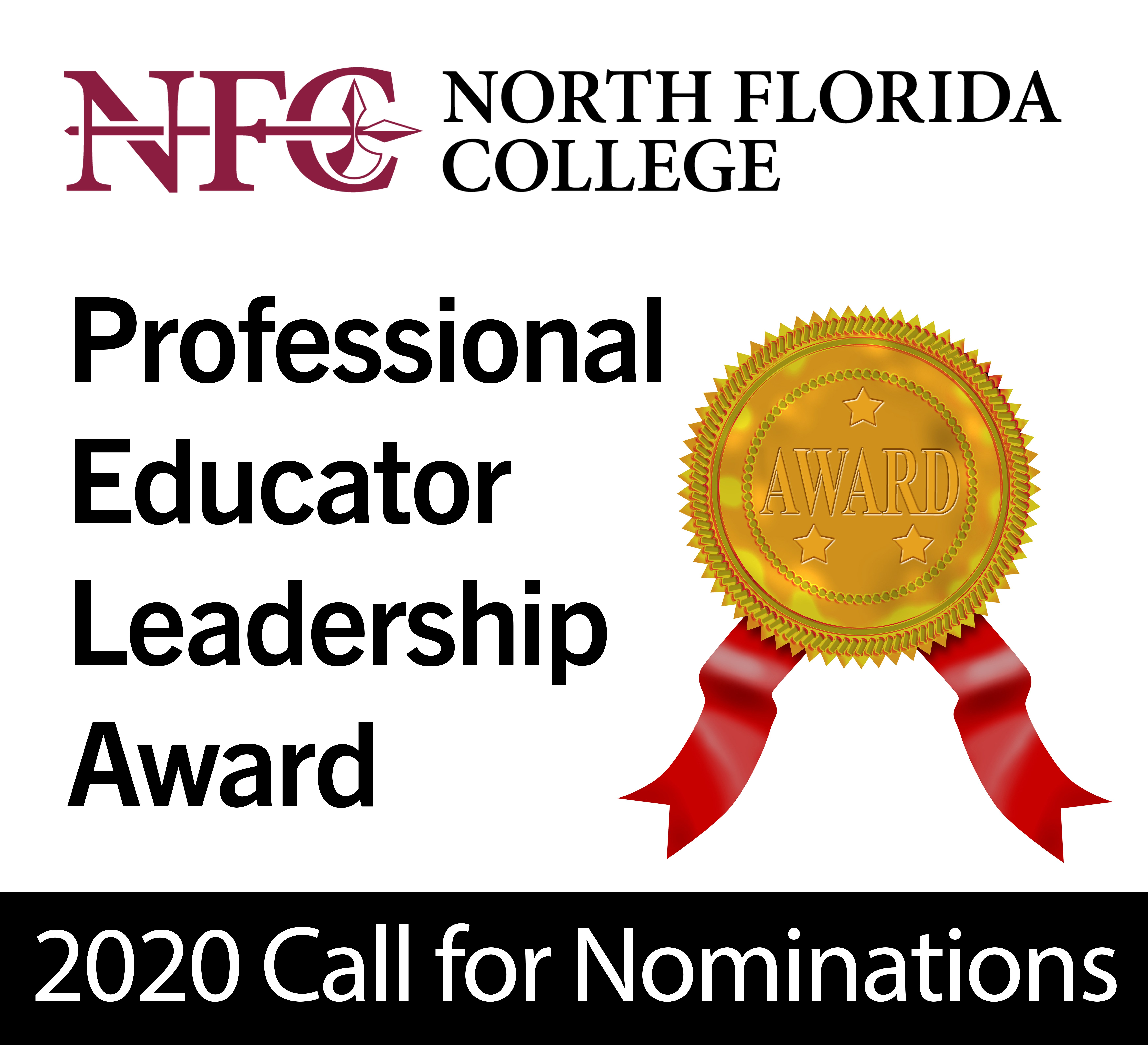 2020 Educator Award Nominations