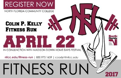 Register Now for the NFCC Fitness Run Promotional Image
