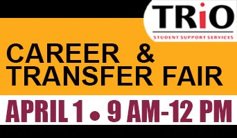Career and Transfer Fair