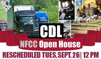 CDL Open House Sept. 27
