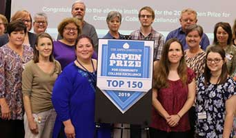 NFC Among Top 150 for Aspen Prize