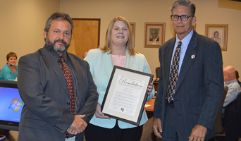 NFCC Recognizes CareerSource North Florida, Diane Head for Outstanding Partnership