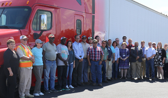 NFC hosts CDL open house and recognizes industry partners Sept 26