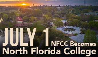 NFCC Changes Name to North Florida College July 1