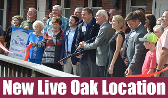 Visit our Live Oak location