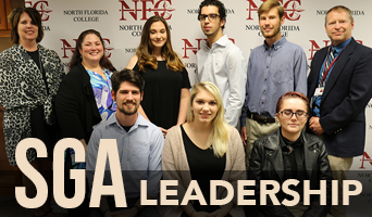 SGA 2019-2020 Officers