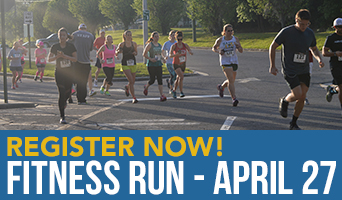 Register for the 2019 Fitness Run