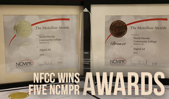 NFCC Wins Five NCMPR Awards