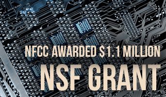 NFCC Awarded $1.1 Million NSF Grant