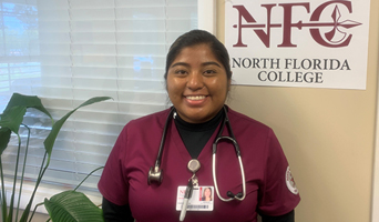 Adelina Ponce Florida Blue Nursing and Allied Health Scholarship 2020