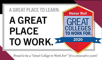 NFC Named 2020 Great College to Work For 2020