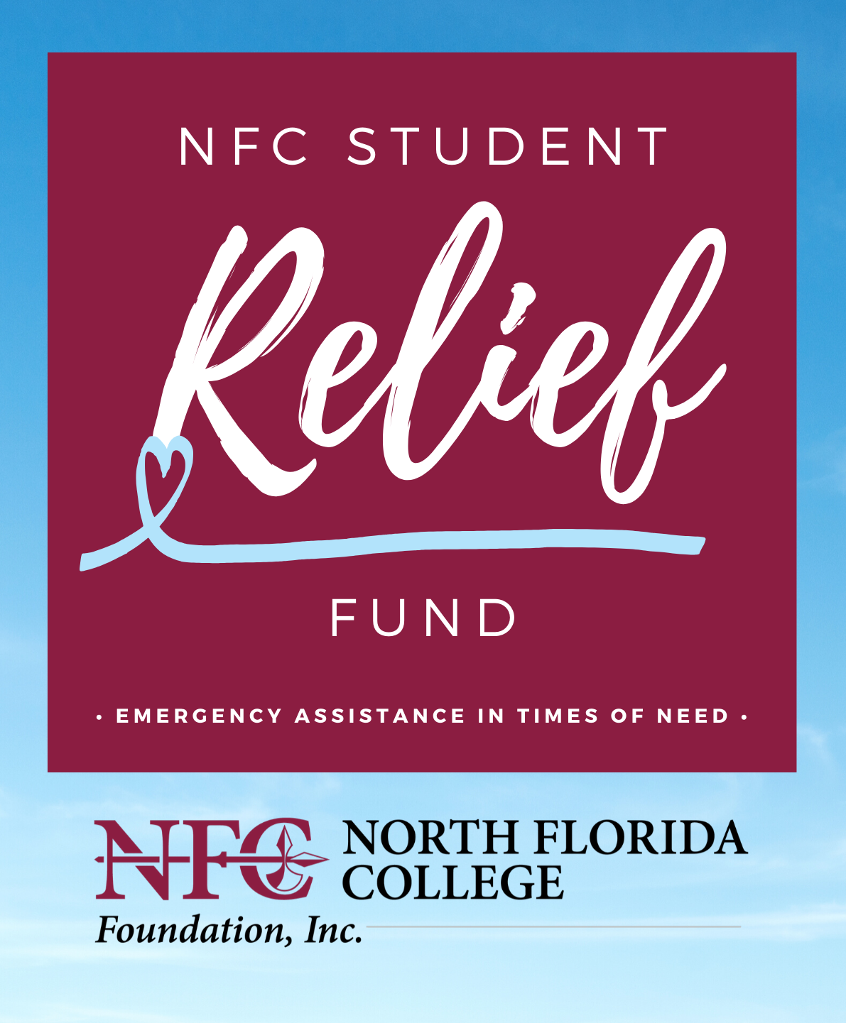 NFC Foundation Student Relief Fund