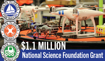$1.1 Million National Science Foundation Grant