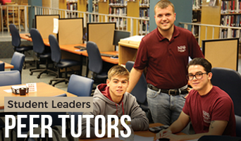 Peer Tutors - NFC Student Leaders