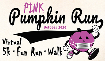 Pink Pumpkin Run Virtual 5K 2020