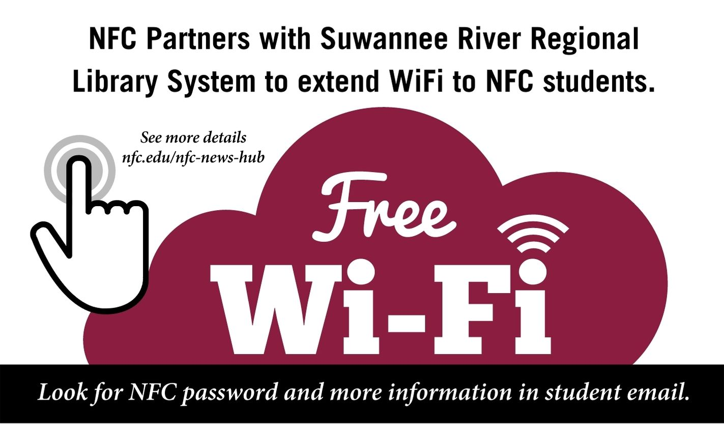 NFC Partners with SRRLS to Extend WiFi to Students