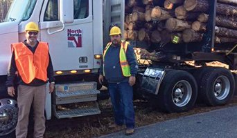 CDL Program Connects with Logging Industry