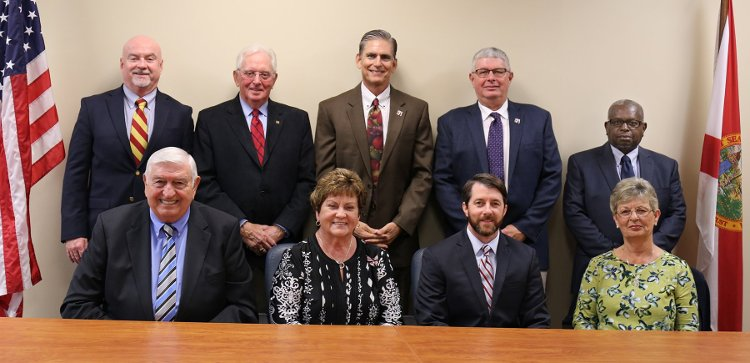 NFCC District Board of Trustees December 2018