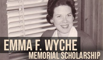 Emma F Wyche Memorial Scholarship Image