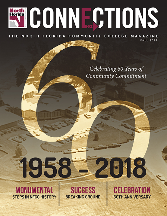 Connections Magazine Cover 60th Anniversary Edition