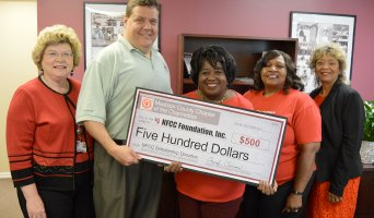 Madison Charmettes Chapter Donates