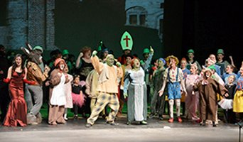 Shrek the Musical, Jr.